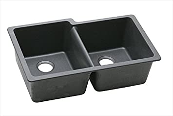 Elkay 72001023 Granite Undermount Elgu250R - Black