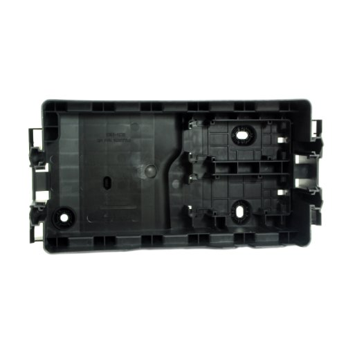 hummer h3 fuse box label 2006-10 hummer h3 lower fuse block cover 15887759 | expert ... hummer h3 fuse box cover