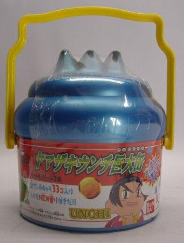 学級王ヤマザキ ヤマザキウンチ巨大缶(青)
