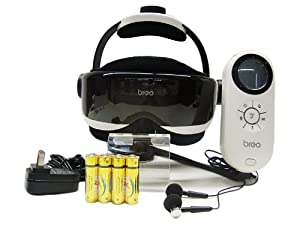 Breo IDream 1260 Digital Head Eye Massager with Air Pressure, Vibration, Heat, and Music - Best on the market