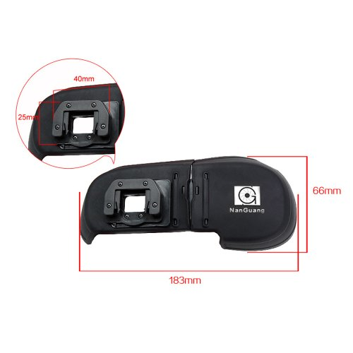 Nanguang Viewfinder Cn-2Cs Camera Binocular-Fixation Shade Eb Blinder For Canon 700D 600D 550D 500D 400D 300D 1000D 350D