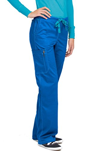 Med-Couture-Womens-MC2-Layla-Pant-Royal-X-Large