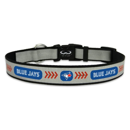 Sale alerts for GameWear, Inc. GameWear RNC-MLB-TOB-M Toronto Blue Jays Reflective Medium Baseball Collar - Covvet