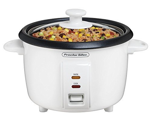 Proctor Silex Rice Cooker (4 Cups uncooked resulting in 8 Cups cooked) 37534NR (Rice Cooker 8 Cup Uncooked compare prices)