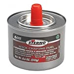 Stem Wick Chafing Fuel Can (Set of 24)