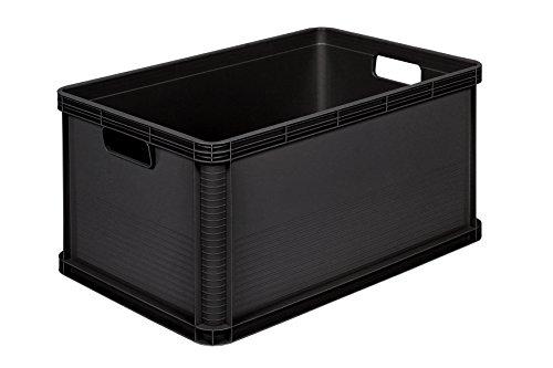 OKT 2053584 Robusto-Boîte Plastique Graphite 64 L