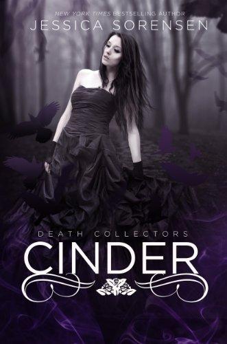 Cinder (Death Collectors, #2) by Jessica Sorensen