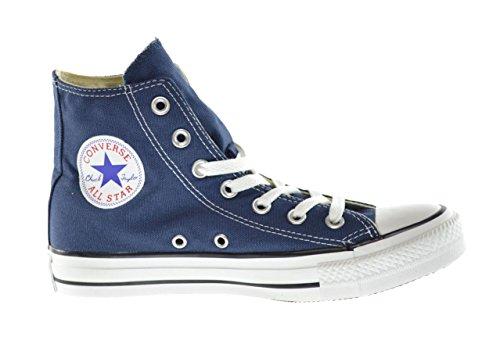 Converse Unisex Chuck Taylor All Star Hi Top Navy Sneaker - 15 B(M) US / 13 D(M) US
