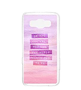 a AND b Designer Printed Mobile Back Cover / Back Case For Samsung Galaxy A5 (SG_A5_3147)