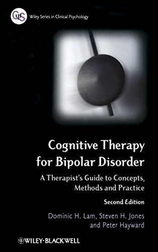 Cognitive Therapy for Bipolar Disorder: A Therapist's Guide to Concepts, Methods and Practice [Lam, Dominic H. - Jones, Steven H. - Hayward, Peter] (Tapa Dura)