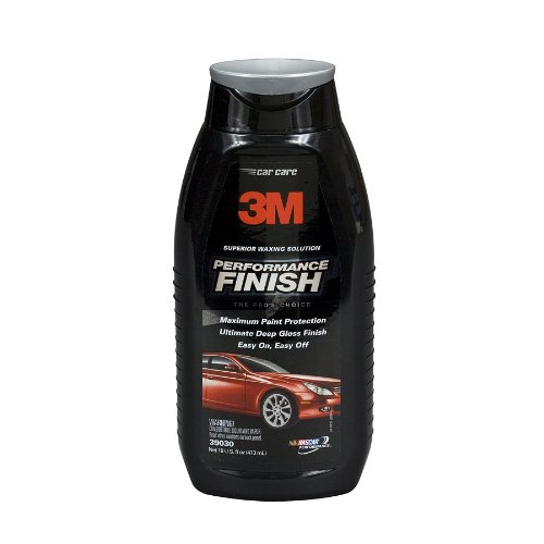 3M 39030 Performance Finish Synthetic Wax  16 oz. Picture