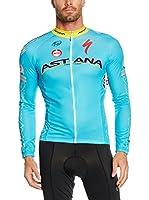 MOA FOR PROFI TEAMS Maillot Ciclismo Astana (Turquesa)