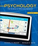 Psychology: The Science of Mind and Behavior 5th (fifth) edition