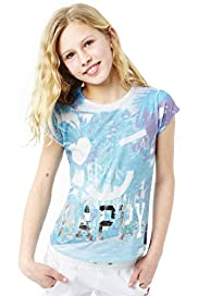 Round Neck Happy T-Shirt