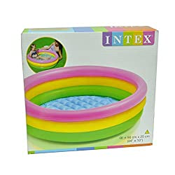 Gifts & Arts water tub Inflatable intex pool 3 ft diameter (mix)