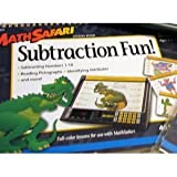 Subtraction Fun (Math Safari Lesson Book, EI-8404)