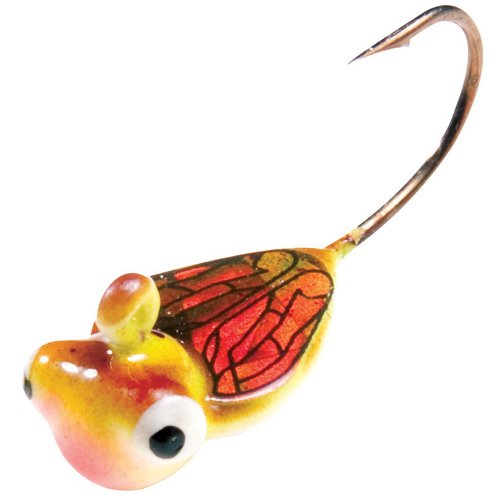 Northland Bro's Hexi Fly Jigs Size: 10; Color: