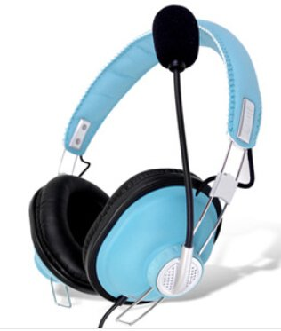 Tobestronger Recording Ii High Quality Surround Sound Effect Usb Gaming Stereo Headset Headphone With Mic Hi-Fi Universal(Blue) Delivered In 10 Business Days