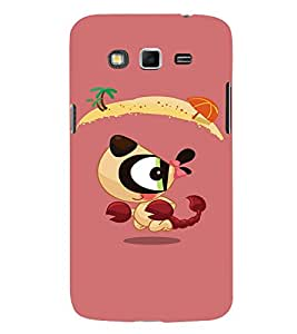 Ebby Premium Printed Mobile Back Case Cover With Full protection For Samsung Galaxy Grand 2 G7102 G7106 (Designer Case)