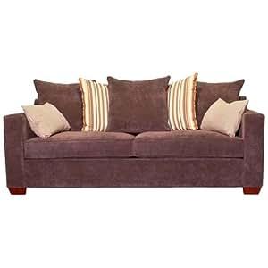 Amazon Regina Track Arm Sleeper Sofa Velvety