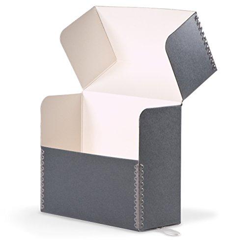 Gaylord Archival® Flip-Top Document Preservation Box Acid Free Folders