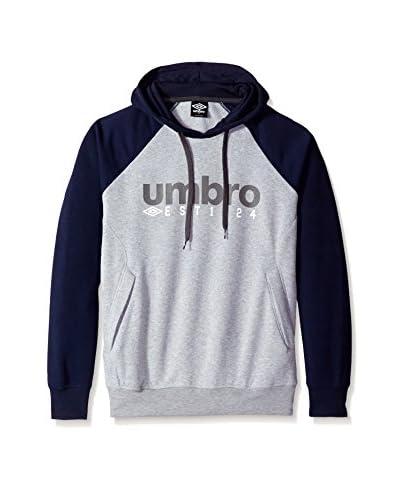 Umbro Men's Raglan Fleece Hoodie