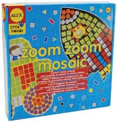 Alex Toys Zoom Zoom Mosaic Kit