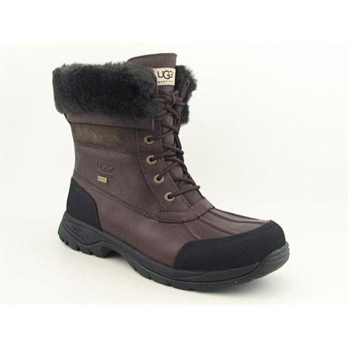 Ugg Australia Butte Boots Winter Snow Boots Brown Mens