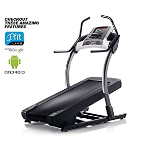 FreeMotion GSX 2000 Series Incline Trainer Treadmill
