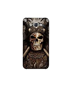 Kolor Edge Printed Back Cover For Samsung Galaxy On7 - Multicolor (8022-Ke10982SamOn7Sub)
