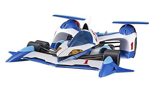 ヴァリアブルアクション 新世紀GPXサイバーフォーミュラSIN ニューアスラーダAKF-0/G 約180mm ABS&ダイキャスト製 塗装済み可動フィギュア