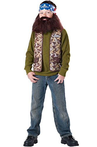 8eigh (Duck Dynasty Zombie Costume)