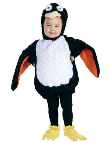 Baby-Toddler-Costume Penguin Toddler Costume 18-24 Halloween Costume