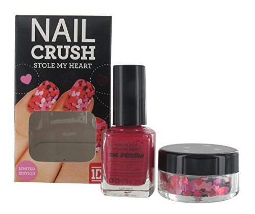 One Direction Nail effetti 3d, Stole My Heart