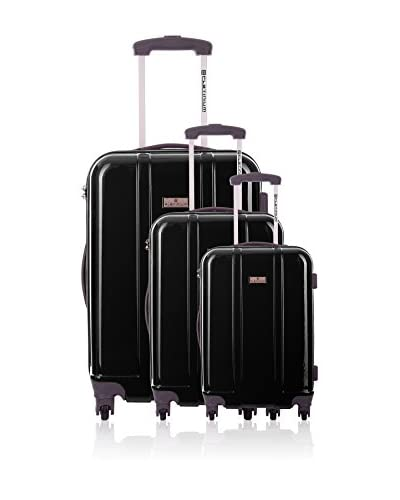 PLATINIUM LIMITED Set de 3 trolleys rígidos Palmas