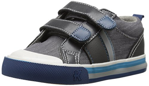 See Kai Run Russell Sneaker (Toddler/Little Kid), Gray, 10 M US Toddler (See Kai Run Shoes compare prices)