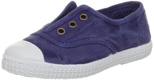 Chipie - Sneaker, Unisex - bambino, Blu (Blau (Bleu Klein 5)), 27