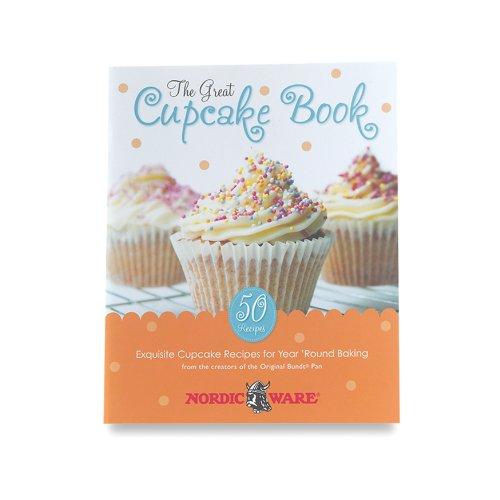 Nordic Ware The Great Cupcake Recipe Book (Recipe Book Set compare prices)