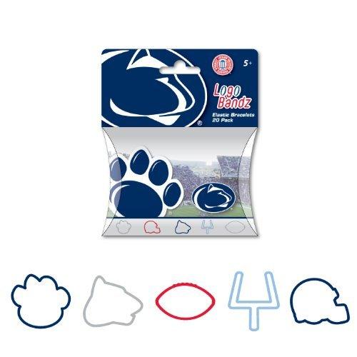 NCAA Penn State Nittany Lions Penn State Logo Bandz Bracelets-2nd Version - 1