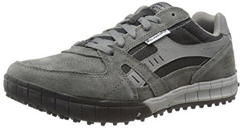 Skechers - Floater, Scarpe Da Ginnastica da uomo, colore grigio, taglia 43