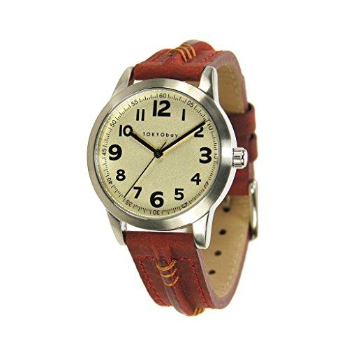 tokyobay-traveler-watch-red