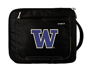 Buy NCAA Washington Huskies Deluxe Nylon Sleeve for Apple iPad by Tribeca Gear