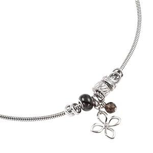 FOSSIL Damencollier Charms & Beads 42-47cm Verlngerung JF85114040
