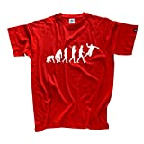 Original ShirtzShop HANDBALL EVOLUTION T-Shirt S-XXL
