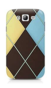 Amez designer printed 3d premium high quality back case cover for Samsung Grand Neo Plus (Abstract Colorful 1)