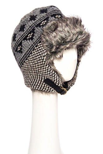 Men's Trapper Pattern Hat