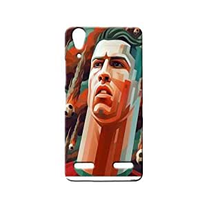 G-STAR Designer 3D Printed Back case cover for Lenovo A6000 / A6000 + - G3215