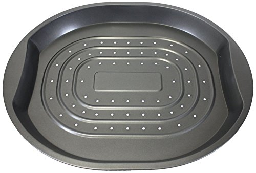 ChefLand Oven Crisper Bake Pan Non-Stick / French Fry Crisping Baking Sheet (And Fry Pans Oven compare prices)