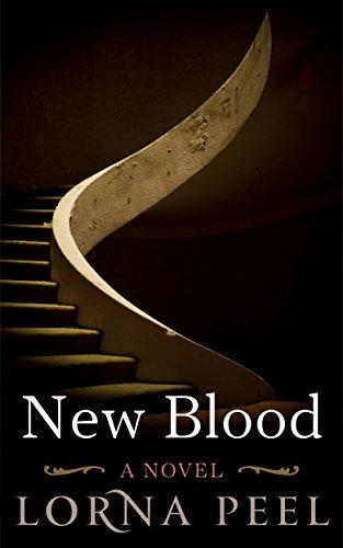 ebook: New Blood: a romance with a twist (B01KW0I7P2)