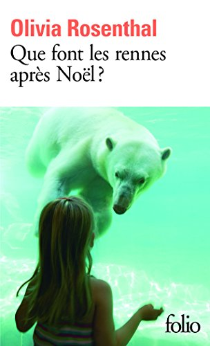 Que Font Les Rennes Apres Noel? (French Edition) PDF